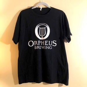 Black Orpheus Brewing Co. tshirt